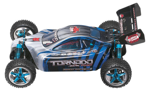 Redcat Racing Tornado EPX PRO Buggy 1/10 Scale Brushless Electric (With 2.4GHz Remote Control) from Redcat Racing available at RC Car PLUS - 1