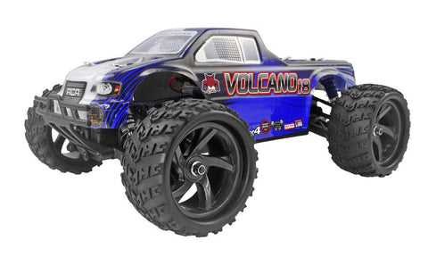 Redcat Racing Volcano-18 V2 1/18 Scale Electric Truck from Redcat Racing available at RC Car PLUS - 1