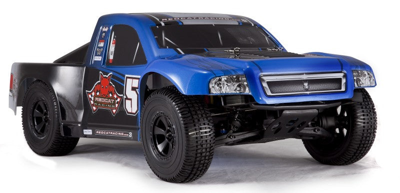 Redcat Racing Aftershock 8E Desert Truck 1/8 Scale Brushless Electric (With 2.4GHz Remote Control) from Redcat Racing available at RC Car PLUS - 2