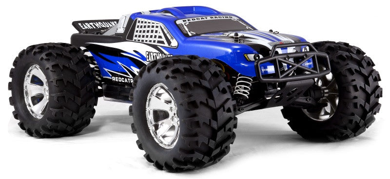 Redcat Racing Earthquake 8E Truck 1/8 Scale Brushless Electric (With 2.4GHz Remote Control) from Redcat Racing available at RC Car PLUS - 2