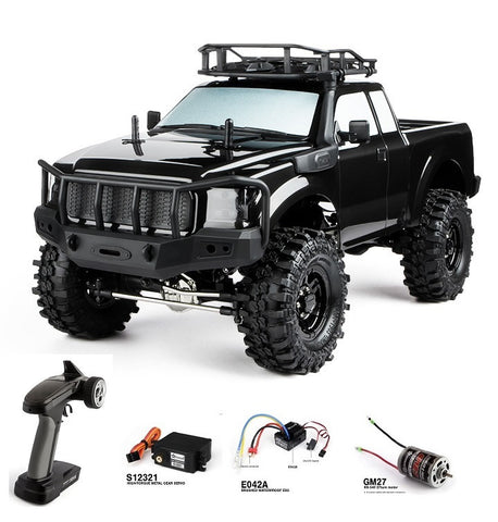 Gmade KOMODO RTR, 1/10 Scale 4WD Off-Road Adventure Vehicle