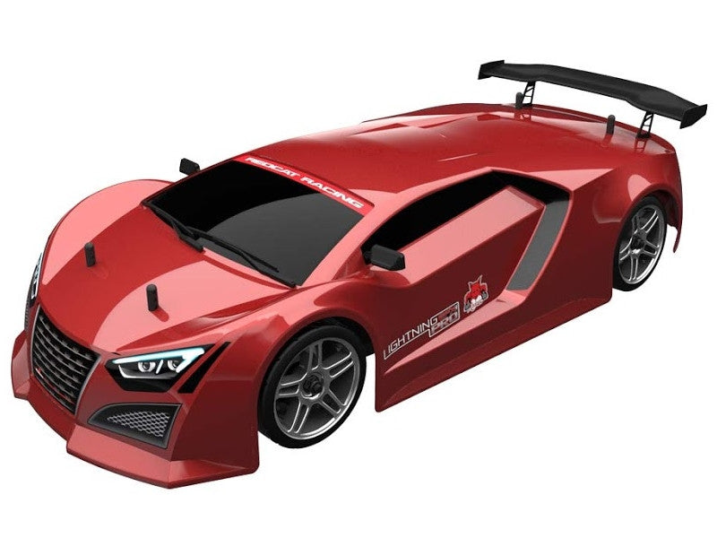 Redcat Racing Lightning EPX PRO Car 1/10 Scale Brushless Electric (With 2.4GHz Remote Control) from Redcat Racing available at RC Car PLUS - 7