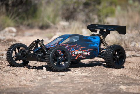 Redcat Racing Rampage XB-E Buggy 1/5 Scale Electric (With 2.4GHz Remote Control) from Redcat Racing available at RC Car PLUS - 1