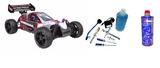 Redcat Racing Shockwave Buggy 1/10 Scale Nitro (With 2.4GHz Remote Control)