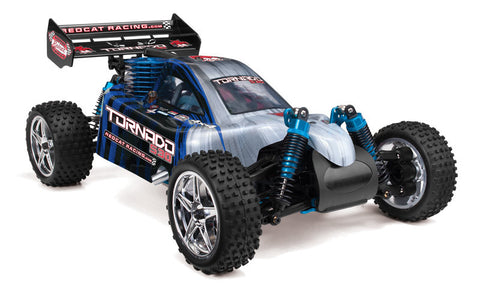 Redcat Racing Tornado S30 Buggy 1/10 Scale Nitro (With 2.4GHz Remote Control) from Redcat Racing available at RC Car PLUS - 1