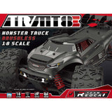 Team Redcat TR-MT8E  Monster Truck 1/8 Scale Brushless Electric (With 2.4GHz Remote Control) ARTR from Redcat Racing available at RC Car PLUS - 7