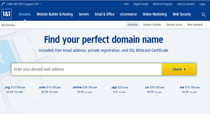 Domain name register service