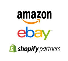 เรียน Shopify+Amazon+Ebay