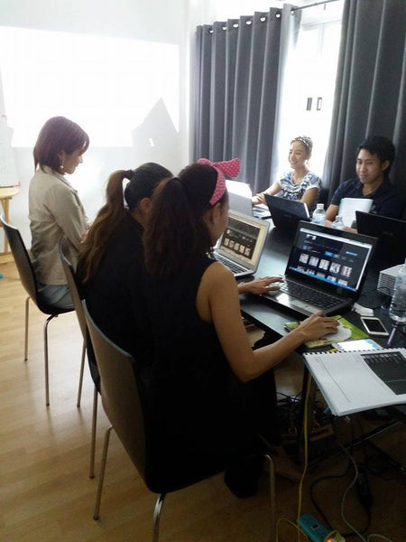 เรียน Shopify+Social Commerce Training: Line@ - Instagram - Facebook Fan page & Ads