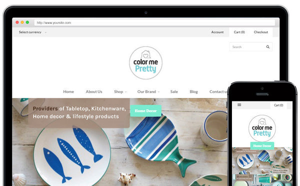Shopify online store setup by shopify setup expert.