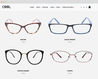 Ap Cool Glass Shopify Theme