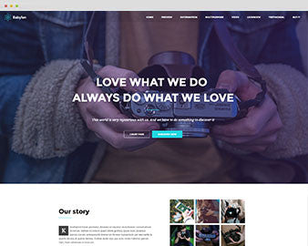 Ap Landing Digital Shopify Theme