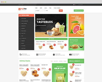 Ap Mega Food Shopfiy Theme