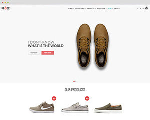 Ap Shoes Store Shopify Theme
