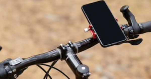 New WixGear mobile phone holder for extreme sports