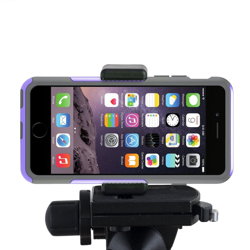 WizGear Universal Smartphone Holder Tripod Adapter for Bigger smartphones as iPhone 6 Plus Galaxy S5 and Note Phones
