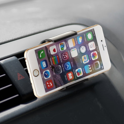 WizGear Universal Air Vent Car Mount Holder, Cell Phone Car Mount, For All Samrtphones iPhone Samsung Galaxy Note