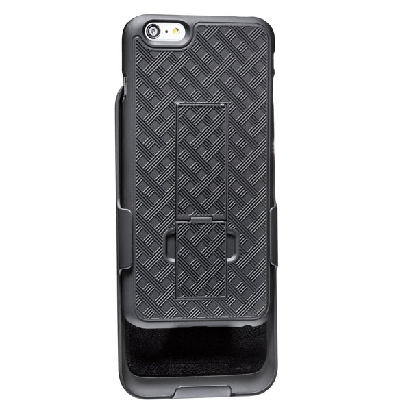 Iphone  Shell Holster Combo