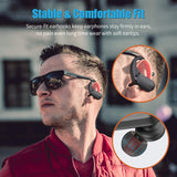 On-Sale! WixGear Bluetooth 5.0 Wireless Over Ear Sport Headphones with Touch Control, and Charging Case Stereo Deep Bass Sound, 30H Playtime Sweat-Proof Bluetooth Earphones with Mic