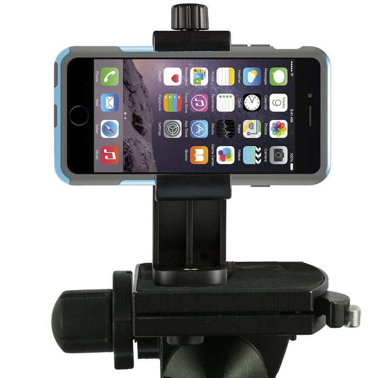 WixGear Universal Smartphone Holder Tripod Adapter for ALL Smartphones