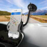 Phone Holder for Car, WizGear 3-in-1 Universal Car Phone Mount, Cell Phone Car Mount Air Vent Holder with Dashboard Mount and Windshield Mount for Cell Phones