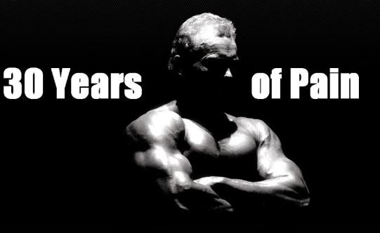 World's Strongest Man: 30 Years of Pain