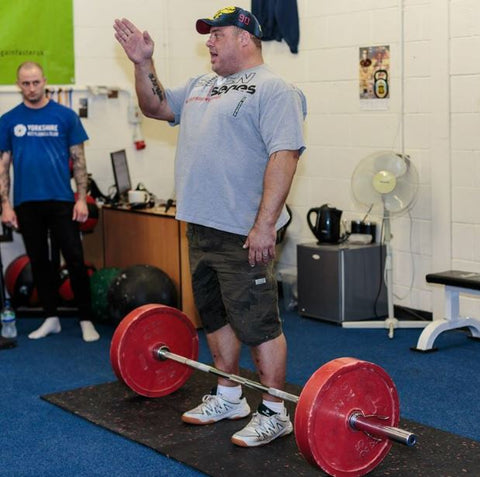 Strength Workshop | Andy Bolton
