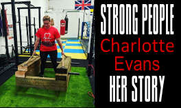 Charlotte Evens - Strong People