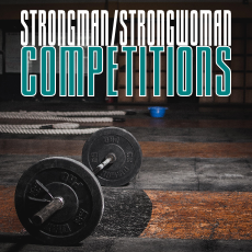 Strongman Competitions UK