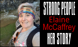 Strong People - Elaine McCaffrey - Clean and Pressed