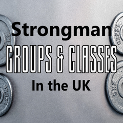 Strongman Groups and Classes in the UK