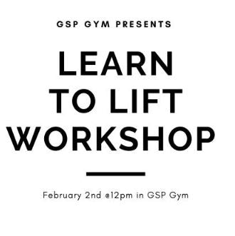 Learn to Lift Workshop - Clean and Pressed