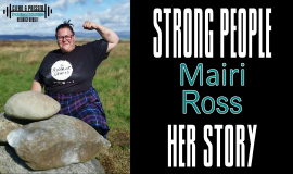 Mairi Ross - Strong People - Clean and Pressed