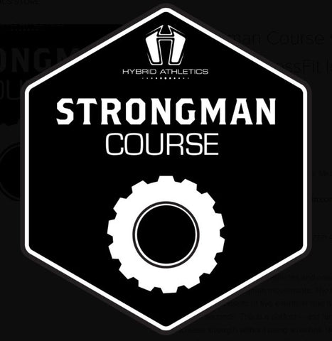 Rob Orlando Strongman Course - Crossfit Ickenham - Clean and Pressed