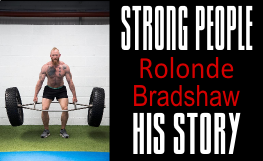 Rolonde Bradshaw - Strong People