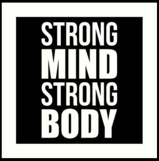 Strong Mind: Strong Body. A workshop to improve your mindset for training and life - Clean and Pressed