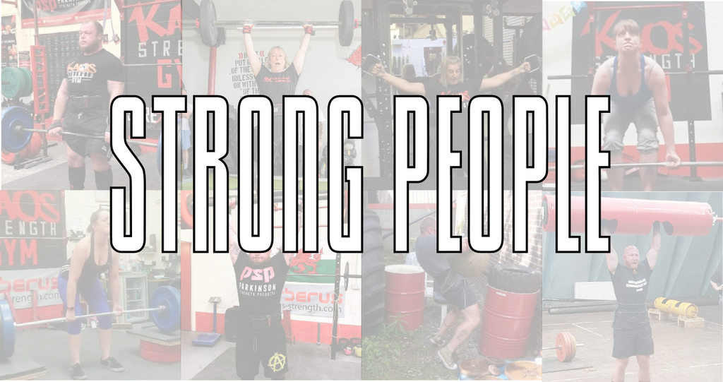 Strong People Logo
