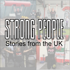 Strong People Strongman & Strongwoman Stories