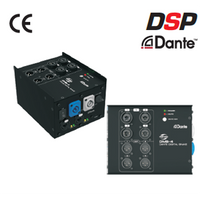 DMB-04,  4 x 4 Channels DANTE DIGITAL SNAKE BOX