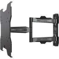 "World's thinnest articulating mount for 13""-42"" TV's"