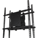"Ceiling mount box and universal screen adapter assembly for dual 37"" to 65""+ screens"
