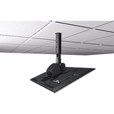 Ceiling mount kit for extreme tilt, up to 90º