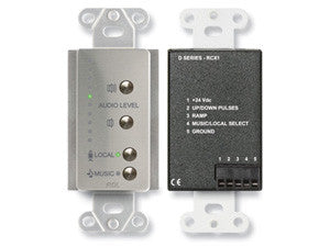 DS-RCX1 Room Control for RCX-5C Room Combiner