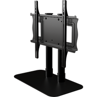 "Single desktop stand for 24"" to 46""+ screens"