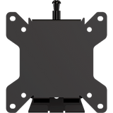 "Fixed position mount for 10"" to 30"" flat panel screens (Black)"