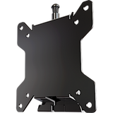 "Fixed position mount for 10"" to 30"" flat panel screens (Silver)"