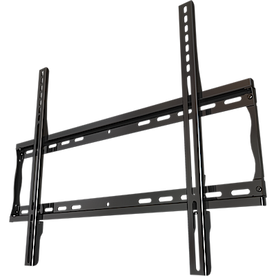 "Universal flat wall mount for 32"" to 55""+ flat panel screens"