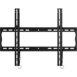 "Universal flat wall mount with leveling mechanism, for 32"" to 55""+ flat panel screens"