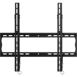 "Universal flat wall mount with leveling mechanism, for 37"" to 63""+ flat panel screens"