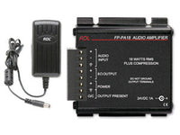 FP-PA18 18 W Mono Audio Amplifier - 8 Ω, with Power Supply